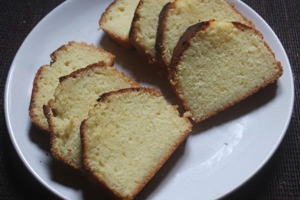 Sweet Vanilla Bread Recipe