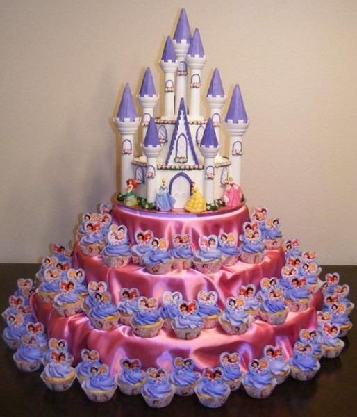 Top Disney Princess Cakes