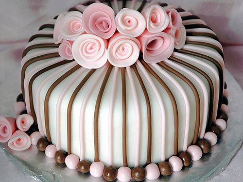 4 Beautiful Ways To Embellish Cakes — Crafthubs