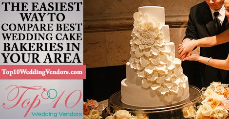Top Wedding Cakes Bakeries In Your Area