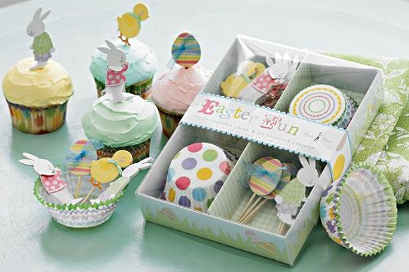 Easter Decorating Kits From Eggs To Cupcakes
