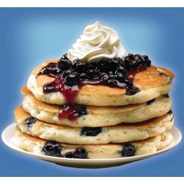Ihop Blueberry Pancakes    Iyum!