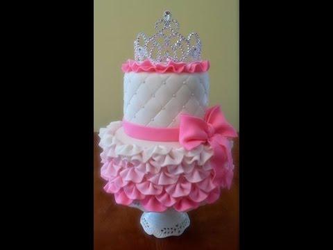 1st Birthday Cake Ideas For Girls