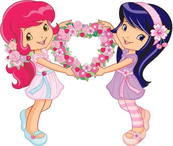 Strawberry Shortcake Images Strawberry And Friends Wallpaper And