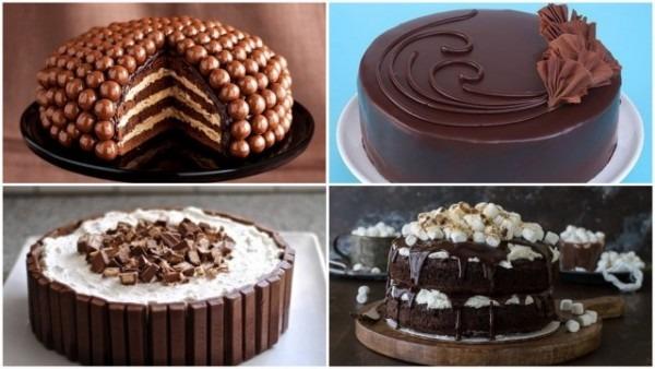 20 Easy Cake Decorating Ideas