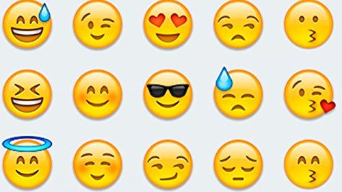 Amazon Com  Emoji Edible 8  Round Cake Topper Frosting Sheet You