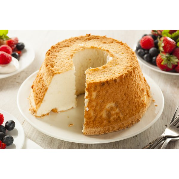 How Many Carbs In Angel Food Cake
