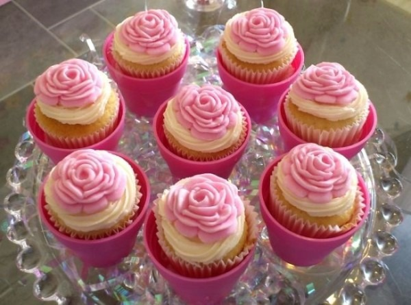 Birthday Cupcakes For Girls