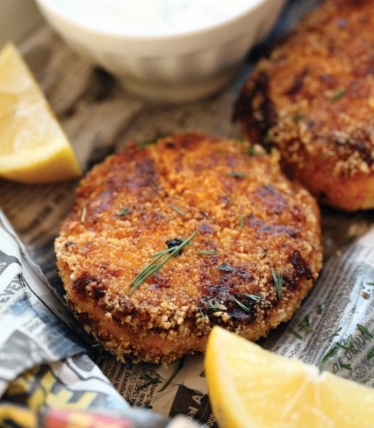 Hearts Of Baltimore Crab Cakes – The Lusty Vegan – Robin Robertson