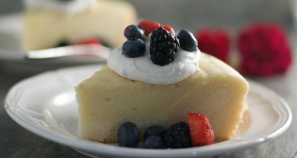 Gluten Free Busy Day Vanilla Cake Recipe