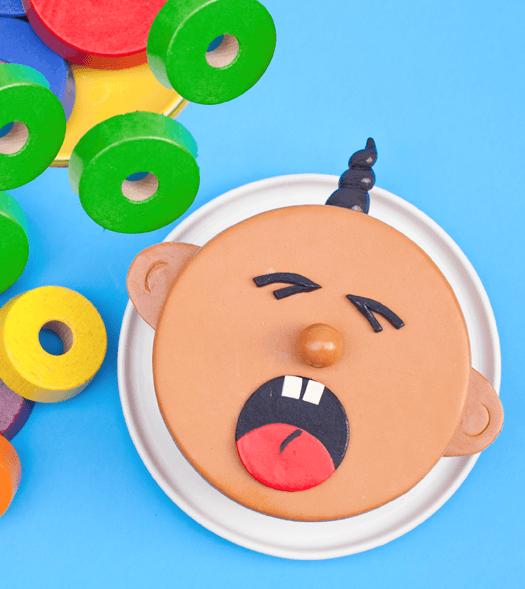How To Make A Crybaby Cake • Cakejournal Com
