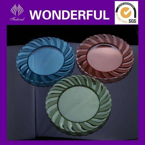 Disposable Plastic Cake Plates