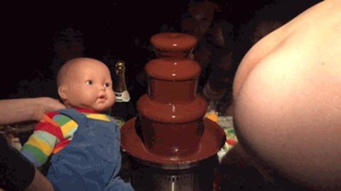 Cake Farts Gif