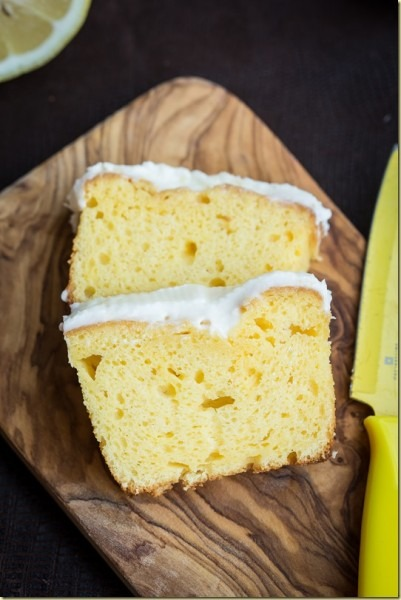 Starbucks' Lemon Loaf Cake