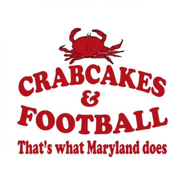 Crabcakes And Football That's What Maryland Does