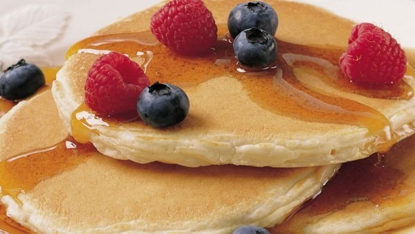 Pancakes For Two Recipe