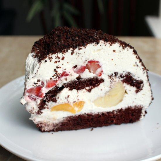 Brown Derby Cake