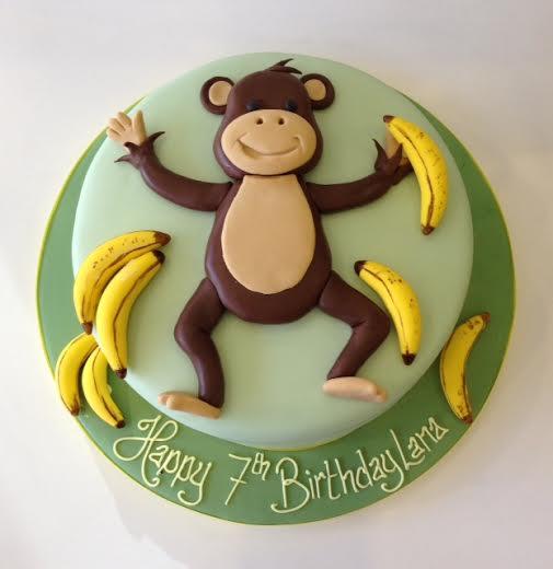 Animal Birthday Cakes