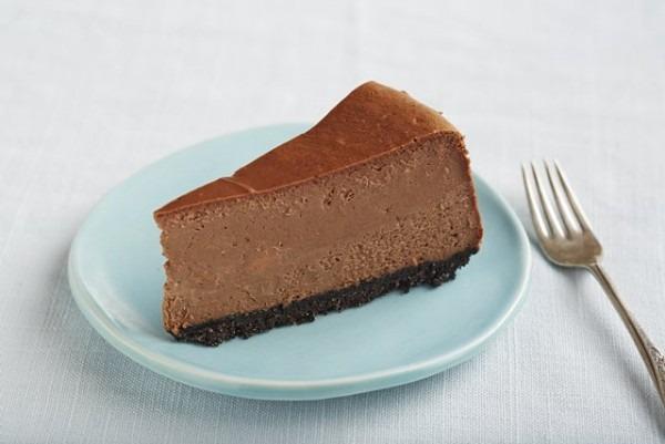 Philadelphia New York Chocolate Cheesecake