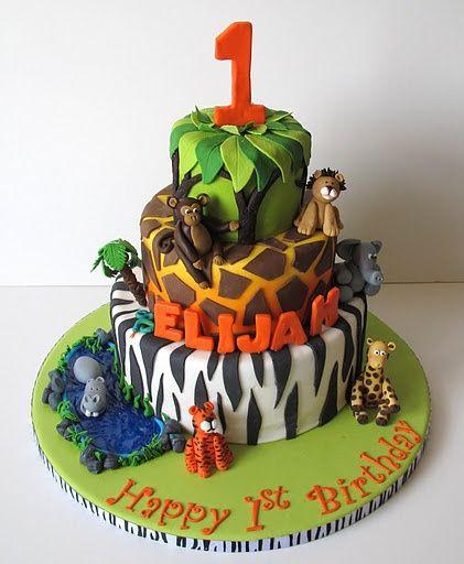 Jungle  Safari   Zoo Party