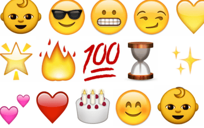 Birthday Cake Emoji On Snapchat