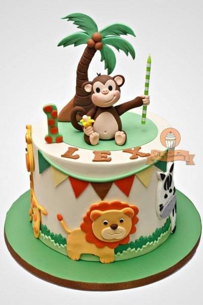 Jungle Cake …