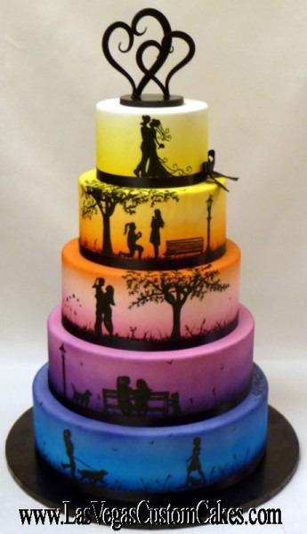 Order Your Las Vegas Wedding Cake Here!