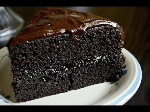Chocolate Cake Without Cocoa Powder