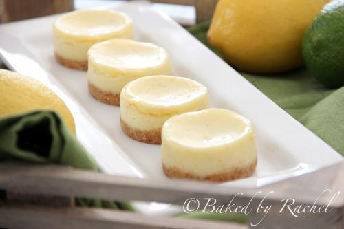 Baked By Rachel » Mini Lemon