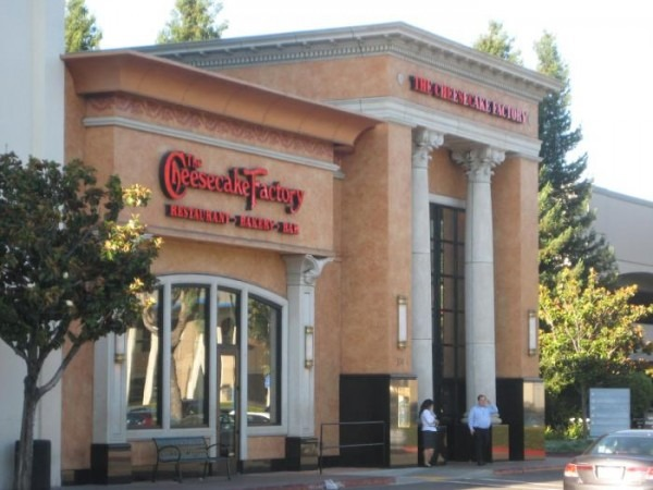 Mall Hours  The Cheesecake Factory Westfield Valley Fair