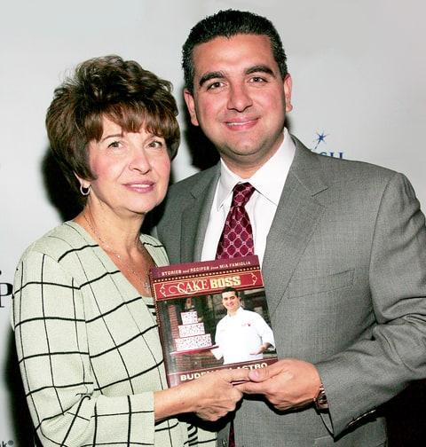 Cake Boss' Star Buddy Valastro's Mom Dies