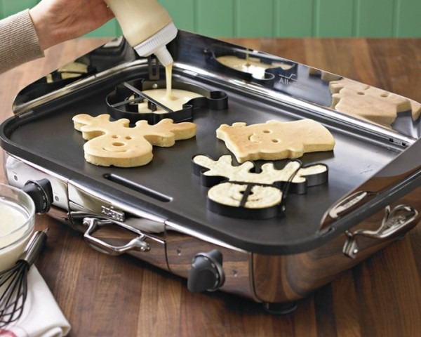 Cool And Creative Pancake Moulds
