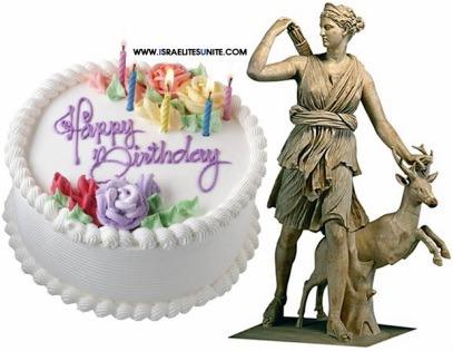 Pagan Birthday
