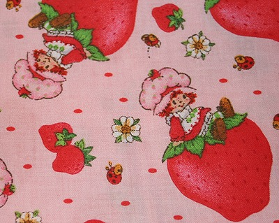 Strawberry Shortcake Fabric