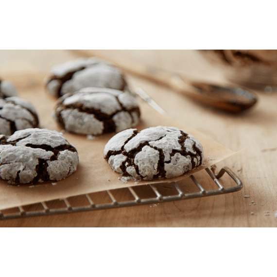 Cocoa Crinkle Cookies This Creamy, Rich Hot Cocoa Is Best Paired