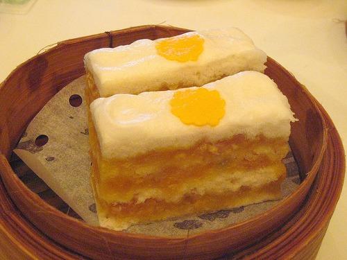 Thousand Layer Cake 千層糕