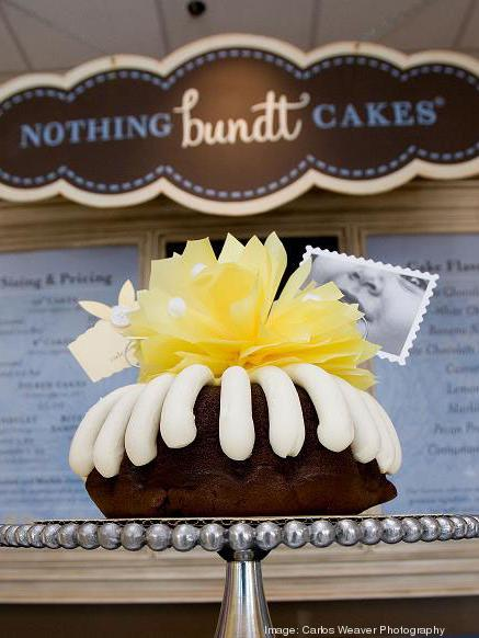 Let Them Eat Cake  Addison Bakery Chain Nothing Bundt Cakes