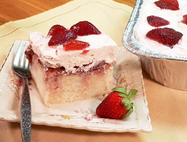 Mama Ruths' Strawberry Cake Recipe   Taste Of Southern