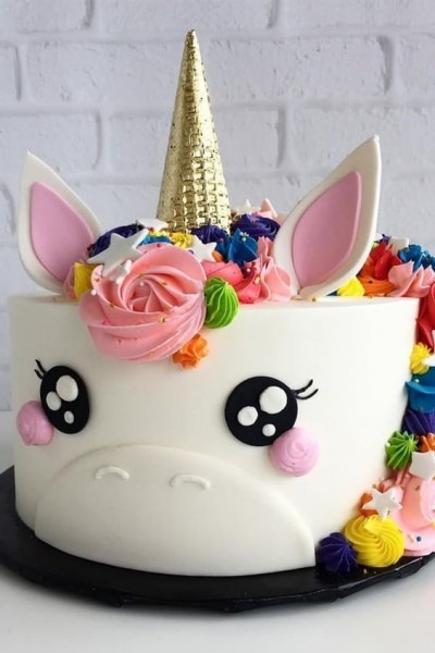 Unicorn Cakes Do Exist And They're Downright Whimsical And