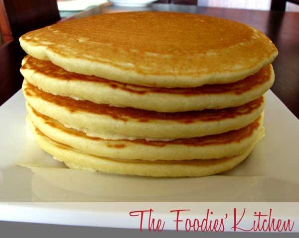 Best Homemade Pancakes