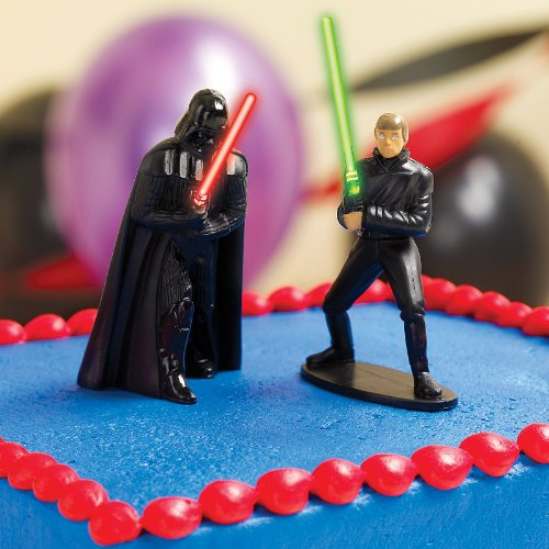 Star Wars Cake Topper Party Accessory [toy]  Amazon Ca  Home & Kitchen