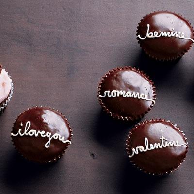 19 Easy Valentine Cupcake Ideas
