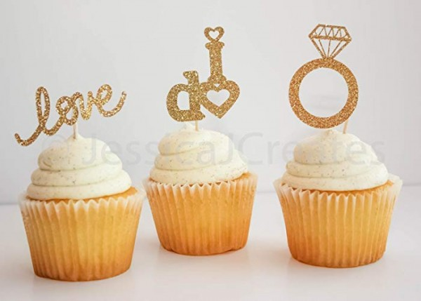 Amazon Com  Cupcake Toppers