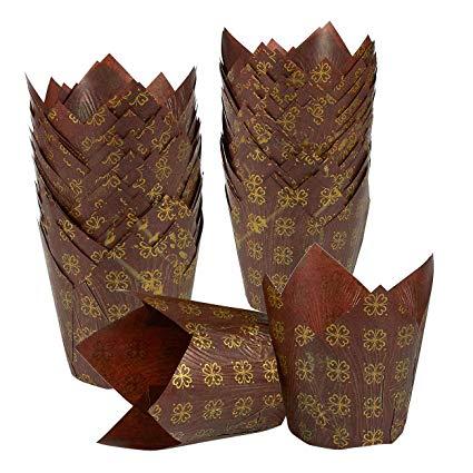 Amazon Com  Tulip Cupcake Paper Liners