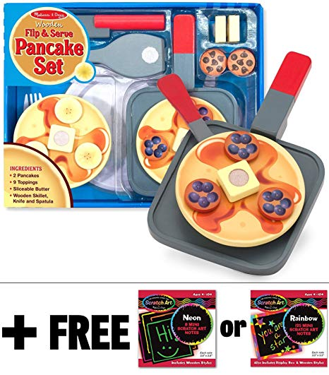 Amazon Com  Melissa & Doug Flip & Serve Pancake