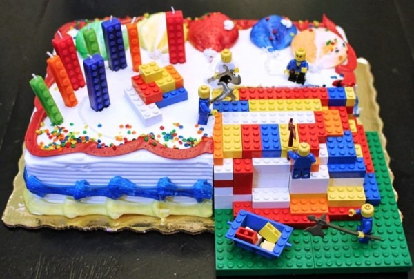 Birthday Cake Ideas For 7 Year Old Boys (15 Pictures)