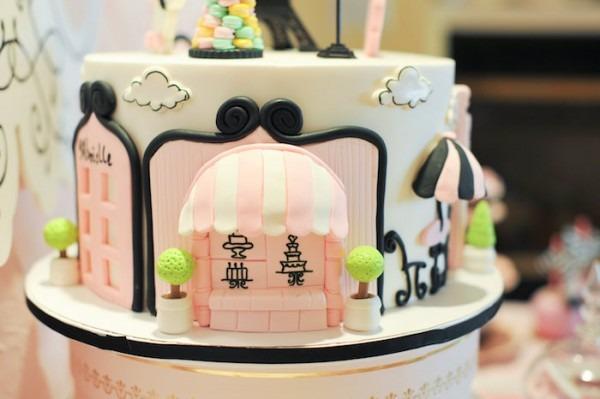 Kara's Party Ideas A Day In Paris Birthday Party