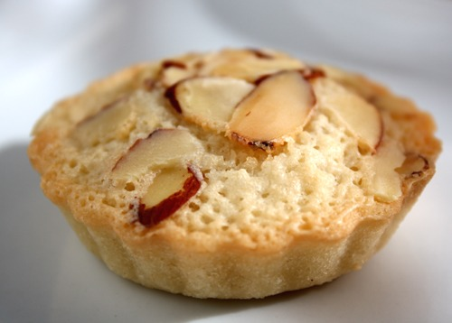 New French Almond Cakes