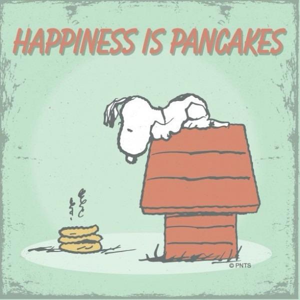 I Love Pancakes!