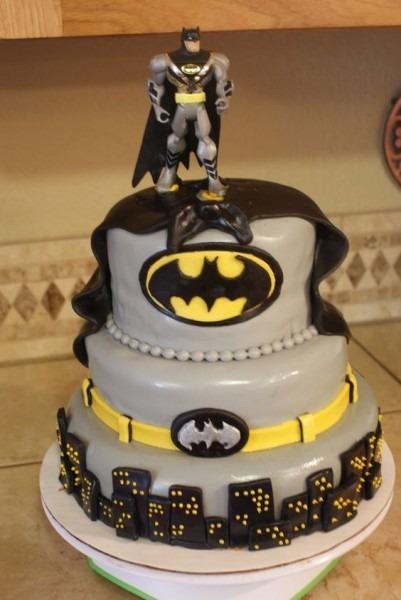 Batman Birthday Cake Be Equipped Batman Birthday Cake Decorations